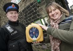 Lifesaving defibrillators have been installed across Tottington following an appeal by officers and the community.  PCSO Gareth Price from Bury Division came up with the idea of installing the medical equipment across the town following a discussion with a Ramsbottom Community First Responder.  He worked alongside resident, Judith Kelly who tirelessly devoted her time to fundraise and contact businesses for their support. http://www.efirstaid.com.au/