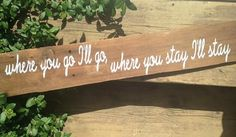 Where You Go I'll Go Where You Stay I'll Stay Barn by WarAndPieces