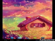 Sweet Home Live Wallpaper  Android App - playslack.com ,  Download this Cutest sweetest home inside your device that changes color, Tap to change to night or day or use the options. Night time theme glow in dark with florescent colored theme. Download in your favorite device.Feel Free to Check the 5 star Reviews and Comments , Do not miss the best wallpapers on Google play from United Art Inc.United Art Inc. Live Wallpapers♥ Gesture Detection♥ HD themes♥ United Artworks ♥ No Permissions.♥ No…