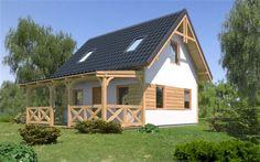 Dom drewniany LIBEREC I - Filian Domy Drewniane