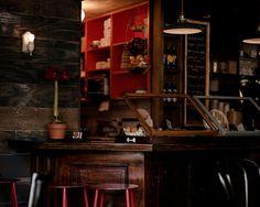 Bedford Hill Coffee Shop - Brooklyn