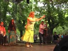 Hungarian Gypsy Dance - these guys have some fancy footwork! LOL