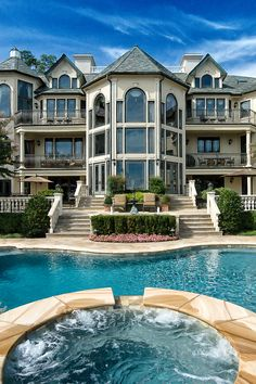 Mansion in New Jersey // homeadverts