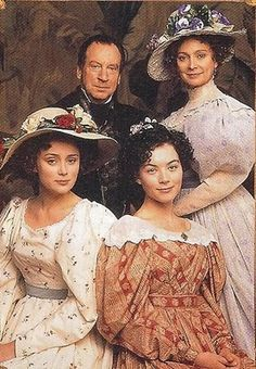 Wives and Daughters. Based on the book by Elizabeth Gaskell.