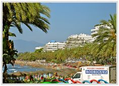 Marbella is a city and municipality in southern Spain, belonging to the province of Málaga in the autonomous community of Andalusia.