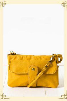 perfect yellow bag!