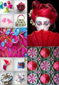 Origami Geisha