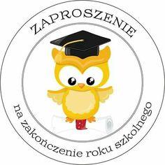 Tweety, Decoupage, Owl, School, Cards, Fictional Characters, Graduation, Scrapbooking, Fotografia