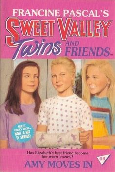 Amy Moves In (Sweet Valley Twins #44)