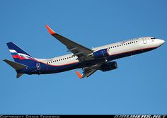 Boeing 737-8LJ aircraft picture