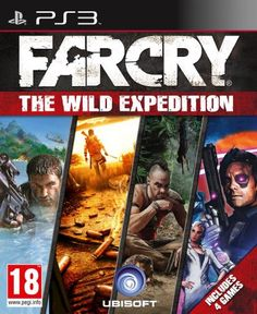 Far Cry The Wild Expedition (PS3): Amazon.co.uk: PC & Video Games