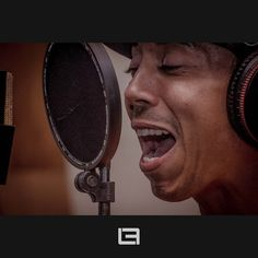 making of das gravações do EP #IGUALDADE.