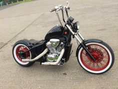 1995 Honda NV400 Custom Chopper Bobber, recently auctioned and sold on eBay, http://www.ebay.co.uk/itm/HONDA-CUSTOM-CHOPPER-BOBBER/262083939495?_trksid=p2047675.c100011.m1850&_trkparms=aid%3D222007%26algo%3DSIC.MBE%26ao%3D1%26asc%3D33663%26meid%3D6fe55f4944eb4e8ea2ff2880f254ba94%26pid%3D100011%26rk%3D4%26rkt%3D10%26mehot%3Dpp%26sd%3D252099381589