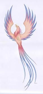i want one on my back. under my infinity tat. but mine would be more vivid. more red and gold.