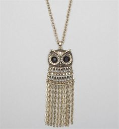 one of my favorite necklaces - have it on today! (: