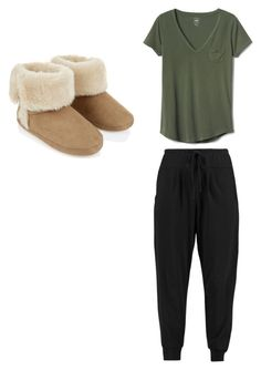 """""""Untitled #79"""" by lenalambert-1 on Polyvore featuring beauty, Accessorize, DKNY and Gap"""