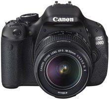 Canon EOS 600D SLR-Digitalkamera