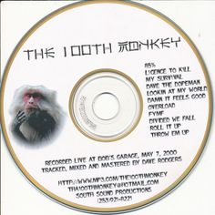 The 100th Monkey - Recorded Live At Bob's Garage (Demo)