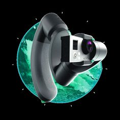 Video GoPro senza tremolii con lelegante stabilizzatore Aetho Aeon
