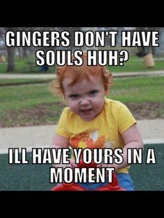 Clean redhead jokes