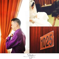 The wedding of Anton & Meirissa