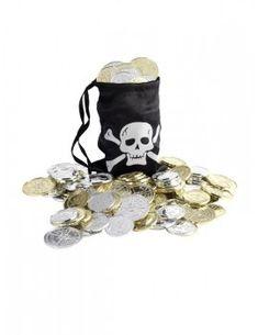 Pirate Coin Bag