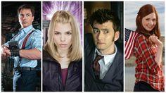 John Barrowman To Join David Tennant & Doctor Who Stars At Alamo City Comic…