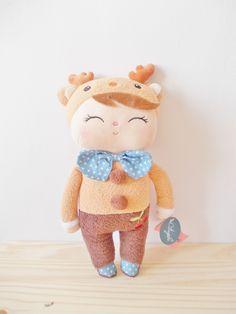 Muñeco Deer, decoración infantil