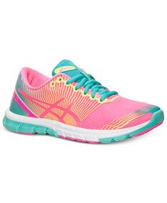 6ef101e1a37f Asics Women s GEL-Lyte33 2.0 Running Sneakers from Finish Line synthetic  pink lime