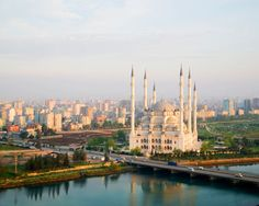 Adana, Turkey....we lived here for 2 years and my little one was born here...Turkey will always have a special place in my heart and I hope to go back some day.