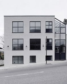 New Cross Lofts by Chan and Eayres