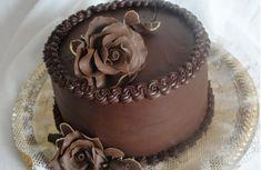 Cake Decorating Techniques, Cake Decorating Tips, Fancy Cakes, Cute Cakes, Cake Icing, Cupcake Cakes, Beautiful Cakes, Amazing Cakes, Quick Cake