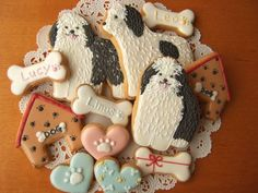 grue * press LOoove these!!  Check out the 'Heart Paws... :) !!
