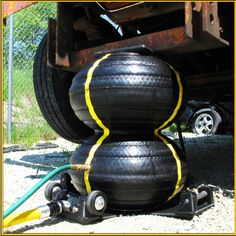 MULTIFORCE Air LIfting Bags | Paratech