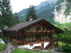 1000 Images About Bavarian Alps Chalet On Pinterest