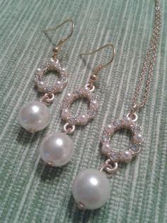 Lelu set $25 www.facebook.com/lelusprettythings Jewelry Party, Jewelry Design, Pearl Earrings, Facebook, Pretty, Pearl Studs, Beaded Earrings, Bead Earrings, Pearl Stud Earrings