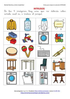 intrusos arassac-2 Number Activities, Activities For Kids, Ludo, Co Teaching, Kindergarten Worksheets, Speech Therapy, Language, How To Plan, Learning