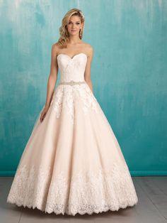 Allure Bridal - 9319