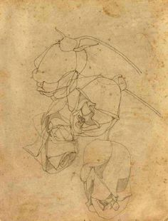 Hunterian Art Gallery Mackintosh collections: GLAHA 41002  CRM roses. . . . .  Divine!