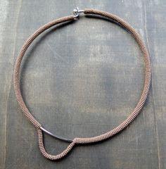 Collar en ganchillo   -   Crochet necklace