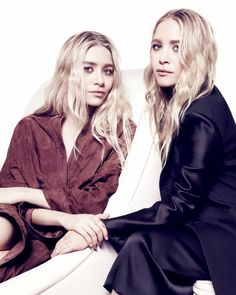 Sister Act – Actresses turned designers Mary-Kate and Ashley Olsen appear together in the online magazine from Net-a-Porter, The Edit. Miguel Reveriego photographed the sisters and Morgan Pilcher styled the duo in clothes from their label, The Row. In the feature, Mary-Kate and Ashley talk about getting famous at such a young age, the success …