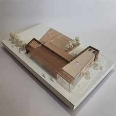 nexttoparchitects — by @joshkaile #next_top_architects 1:200 Model,...