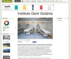 Você conhece o Flogão? Acabamos de inatugurar nosso espaço no site de fotos mais famoso entre os jovens! http://www.flogao.com.br/institutogerir/blog/4965 O Instituto de Gestão em Saúde - GERIR é sucesso em programas sociais!  Goiânia em Goiás