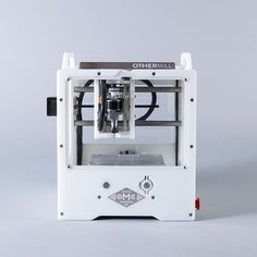 Othermill — Other Machine Co. Subtractive 3D printing.