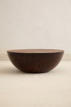 Semisfera Coffee Table - anthropologie.com