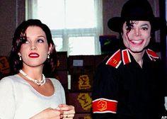 Lisa Marie & MJ