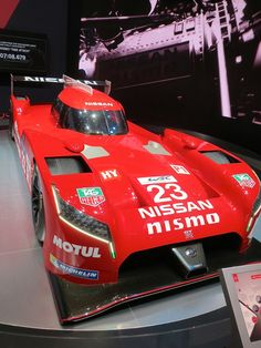 Nissan Comeback in Le Mans! - AWR Magazin