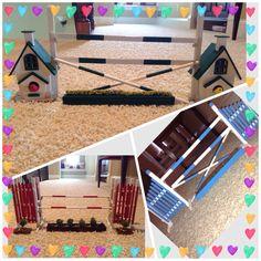 Breyer horse jumps easy to do! - Schleich Breyer horse jumps easy to do!