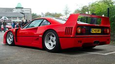 Ferrari F40 - The Greatest!!!
