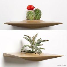 mid century modern planter - Google Search